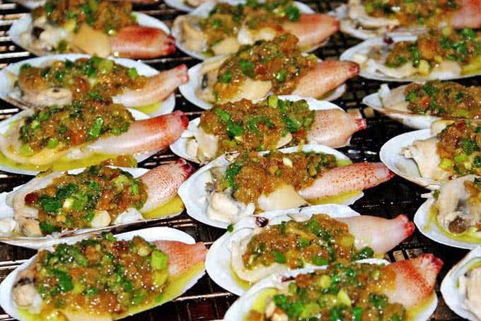 nhà hàng hải sản biển đông 794 đường láng 15