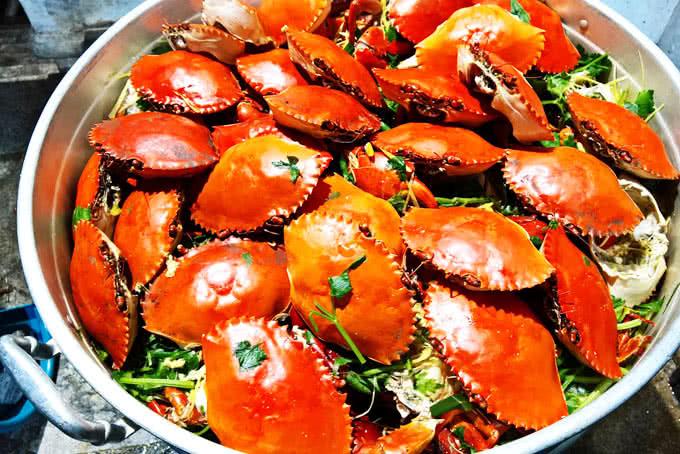 nhà hàng hải sản biển đông 794 đường láng 28