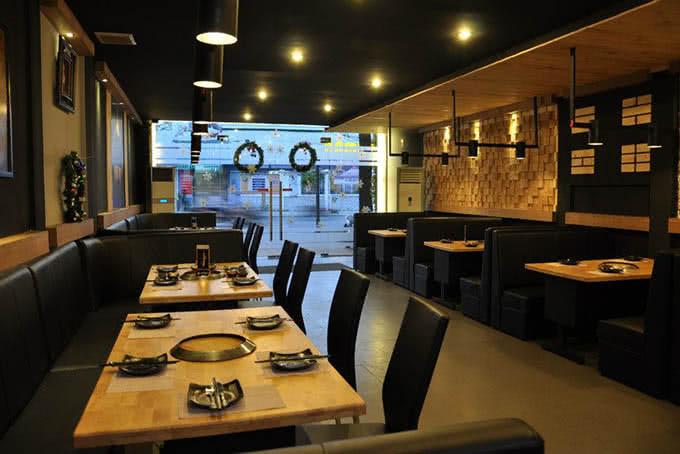 nhà hàng hana buffet lẩu nướng điện biên phủ 24
