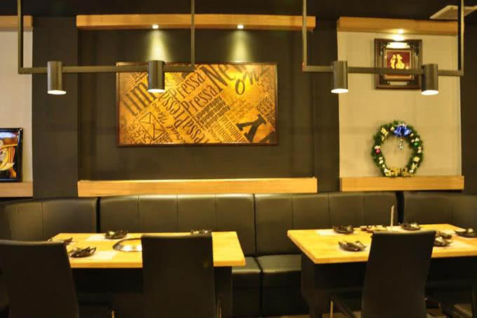 nhà hàng hana buffet lẩu nướng điện biên phủ 26