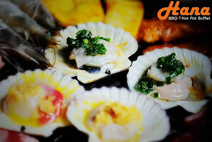 nhà hàng hana buffet lẩu nướng điện biên phủ 9