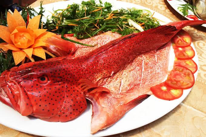 nhà hàng hải sản biển đông trần thái tông ảnh 30