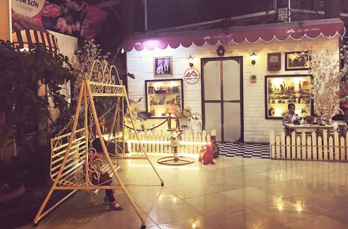 Nhà hàng Nam Sơn 809 Giải Phóng 18