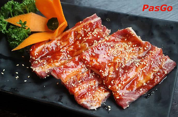Nhà hàng buffet Nam Sơn Cuisuin 809 Giải Phóng 2