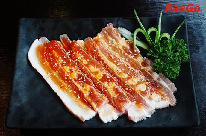 Nhà hàng buffet Nam Sơn Cuisuin 809 Giải Phóng 5