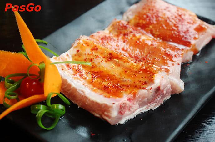 Nhà hàng Nam Sơn 809 Giải Phóng 8