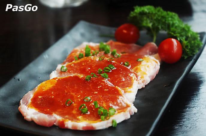Nhà hàng buffet Nam Sơn Cuisuin 809 Giải Phóng 9