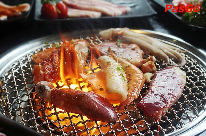 Nhà hàng Nam Sơn 809 Giải Phóng 10