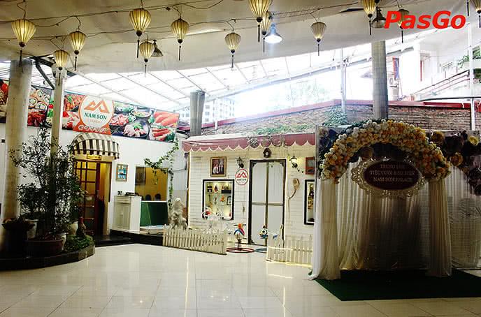 Nhà hàng buffet Nam Sơn Cuisuin 809 Giải Phóng 23