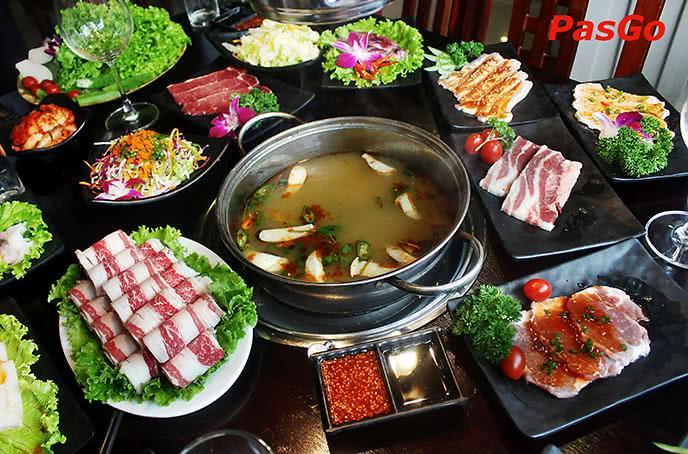 Nhà hàng Nam Sơn 809 Giải Phóng 7