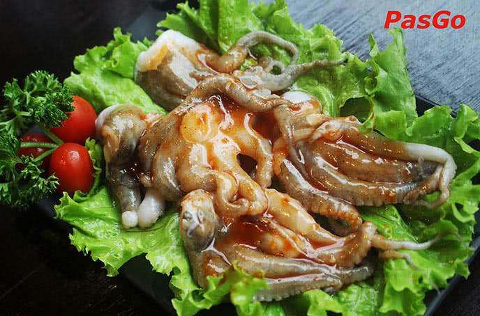 Nhà hàng Nam Sơn 809 Giải Phóng 11