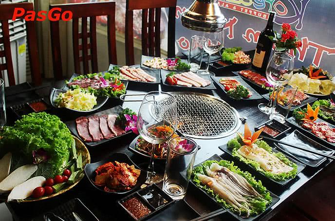 Nhà hàng Nam Sơn 809 Giải Phóng 1