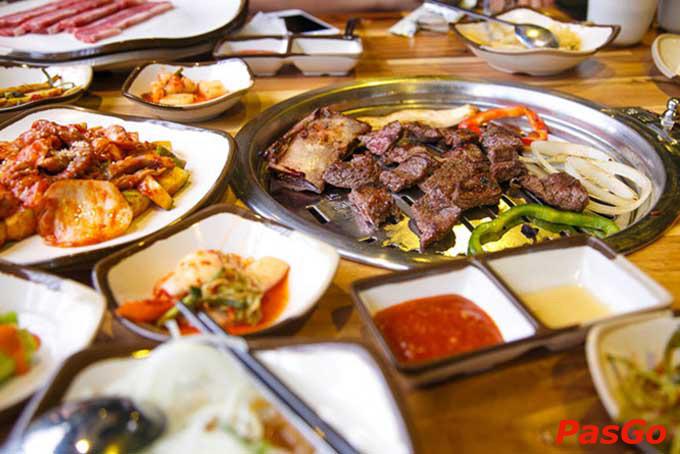Mách bạn cách thưởng thức thịt nướng Hàn Quốc đúng điệu 1