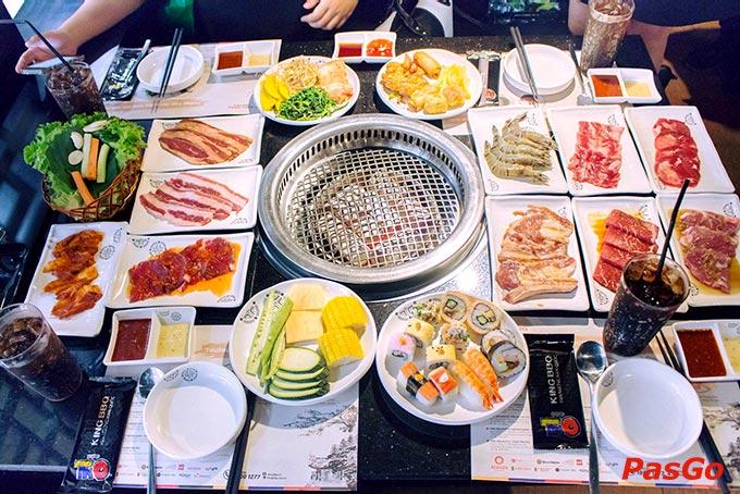 Mách bạn cách thưởng thức thịt nướng Hàn Quốc đúng điệu 2