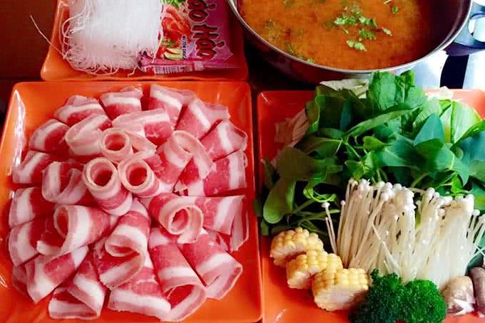 Nhà Hàng Korean BBQ 275 Đội Cấn món ăn 1
