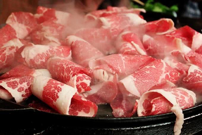 Nhà Hàng Korean BBQ 275 Đội Cấn món ăn 2