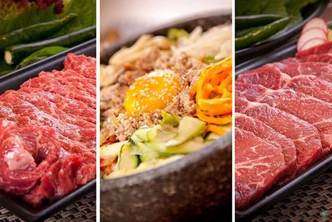 Nhà Hàng Korean BBQ 275 Đội Cấn món ăn 3