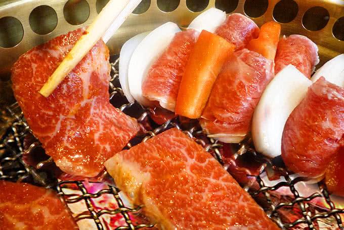 Nhà Hàng Korean BBQ 275 Đội Cấn món ăn 4