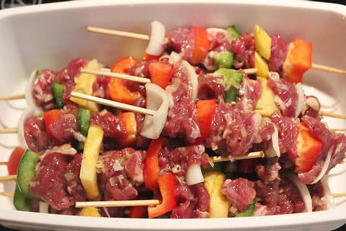 Nhà Hàng Korean BBQ 275 Đội Cấn món ăn 5