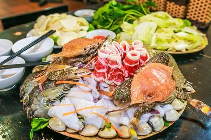 Nhà Hàng Korean BBQ 275 Đội Cấn món ăn 6