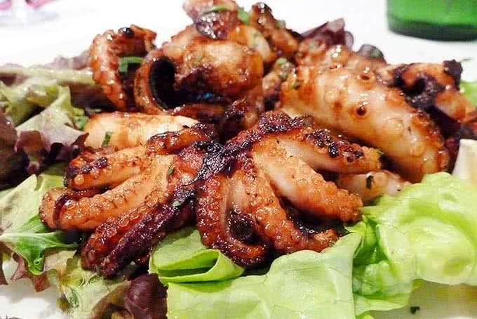 Nhà Hàng Korean BBQ 275 Đội Cấn món ăn 8