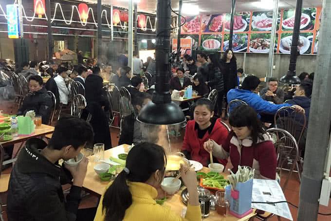 Nhà Hàng Korean BBQ 275 Đội Cấn 16