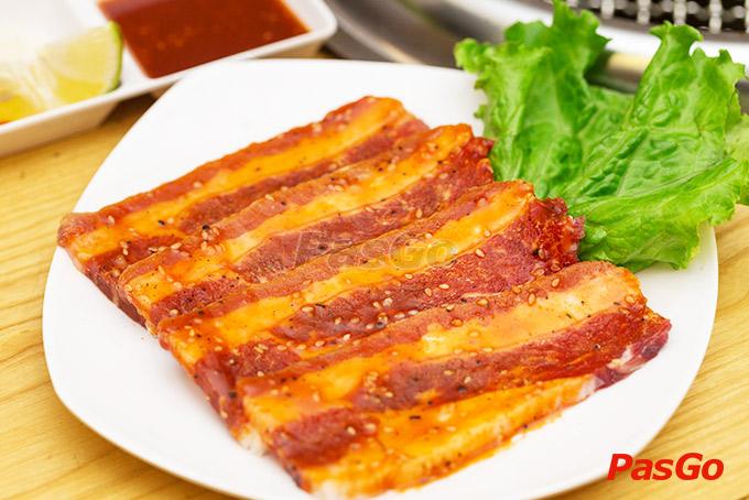 Nhà Hàng Korean BBQ 275 Đội Cấn 11