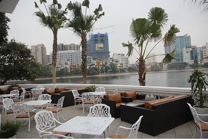 nhà hàng lake view 36 hoàng cầu ảnh 8