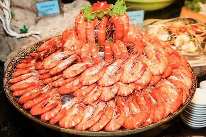 nhà hàng L'annam buffet 177 bùi thị xuân 2