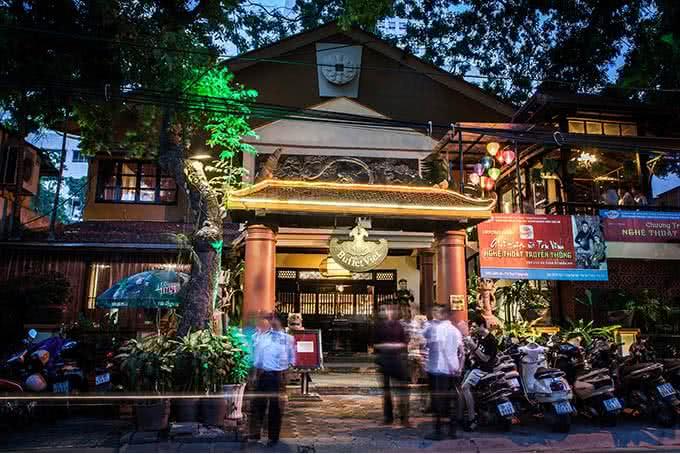 buffet Việt Tăng Bạt Hổ  1