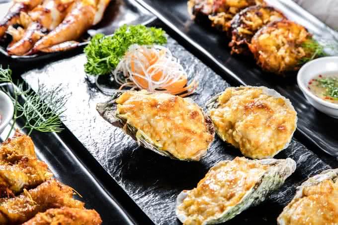 buffet Việt Tăng Bạt Hổ 12