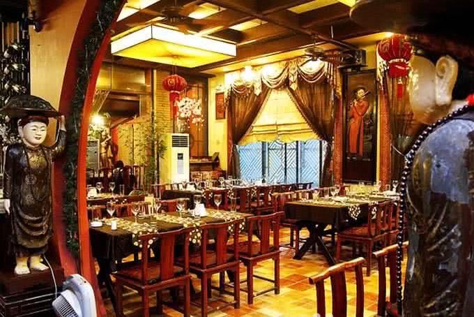 buffet Việt Tăng Bạt Hổ 4