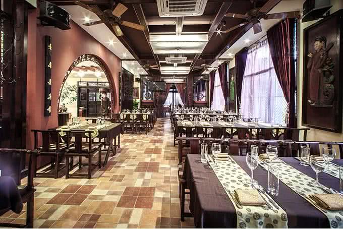 buffet Việt Tăng Bạt Hổ 5