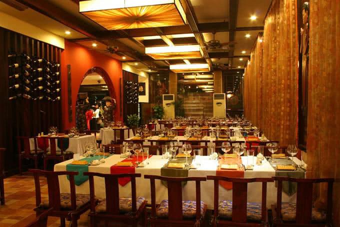 buffet Việt Tăng Bạt Hổ 7