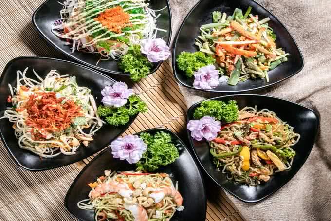 buffet Việt Tăng Bạt Hổ 8