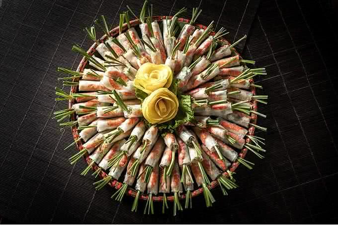 buffet Việt Tăng Bạt Hổ 9