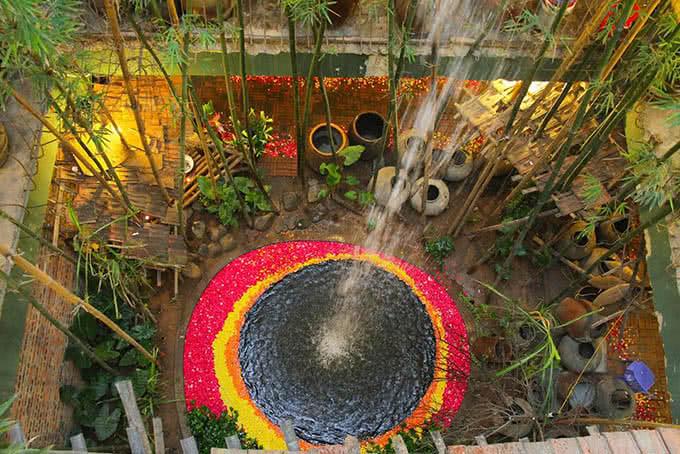 Sự lãng mạn đầy nghệ thuật  lương sơn quán 173 thái hà