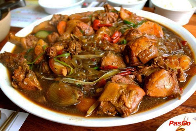 Những món ăn Hàn Quốc nổi tiếng làm từ thịt gà 2