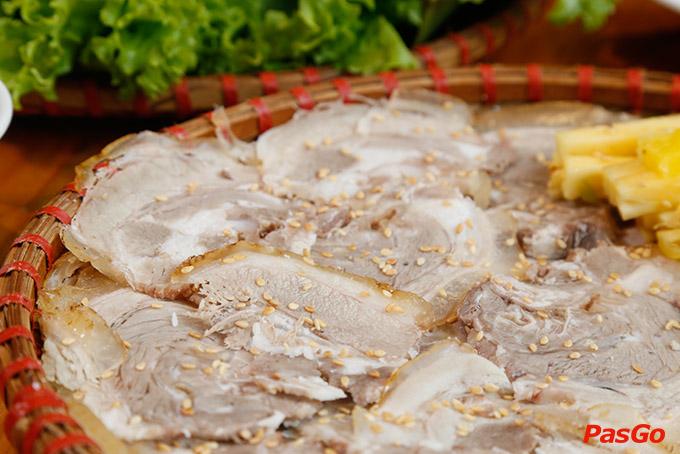 Nhà hàng Bò Tơ Quán Mộc Hoàng Quốc Việt 1