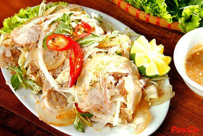 Nhà hàng Bò Tơ Quán Mộc Hoàng Quốc Việt 2