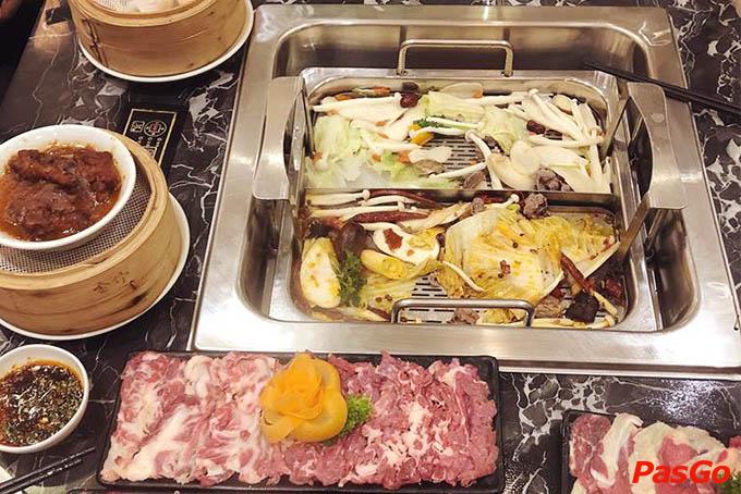 Lẩu Bò Trung Hoa Thái Hà 2