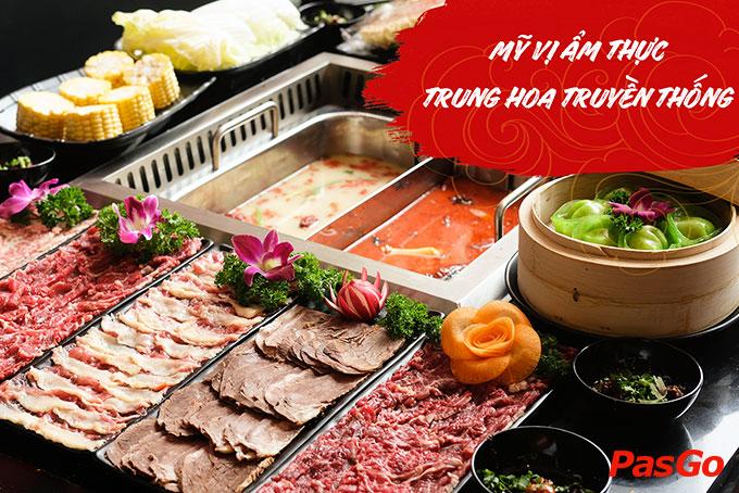 Review nhà hàng Lẩu Bò Trung Hoa Thái Hà 1