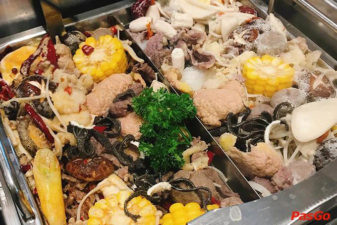 Review nhà hàng Lẩu Bò Trung Hoa Thái Hà 2