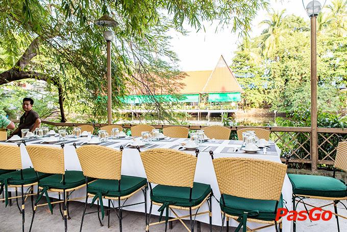 Top nhà hàng sân vườn nổi tiếng nhất quận 10 ảnh 4