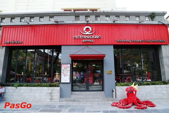 Nhà Hàng Octopus King 42B Yết Kiêu 1