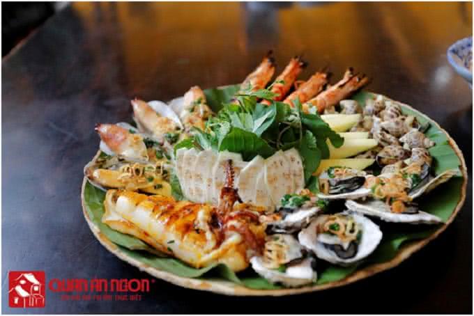 Đây là món ăn đặc biệt trong tháng 3 mà nhà hàng Quán Ăn Ngon Phan Bội Châu giới thiệu đến với thực khách