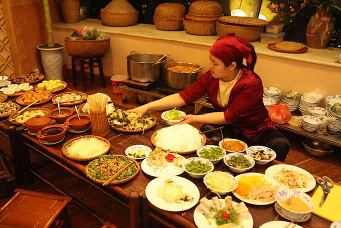 Những món bún bánh dân dã của người Việt - Nhà hàng ngọc mai vàng