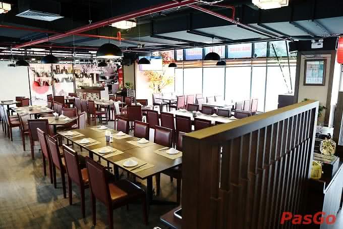 nhà hàng hải sản kb 18