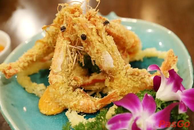 nhà hàng hải sản kb 8