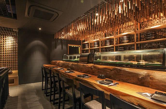 nhà hàng kisu sushi trần quốc toản 14